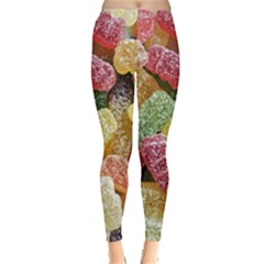 Jelly Beans Candy Sour Sweet Leggings
