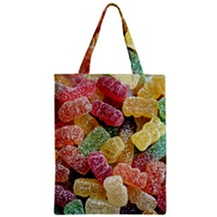 Jelly Beans Candy Sour Sweet Classic Tote Bag