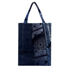 Graphic Design Background Classic Tote Bag