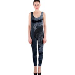 Graphic Design Background Onepiece Catsuit