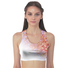 Effect Isolated Graphic Sports Bra
