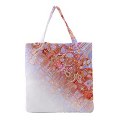 Effect Isolated Graphic Grocery Tote Bag
