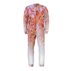 Effect Isolated Graphic Onepiece Jumpsuit (kids)