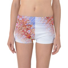 Effect Isolated Graphic Boyleg Bikini Bottoms