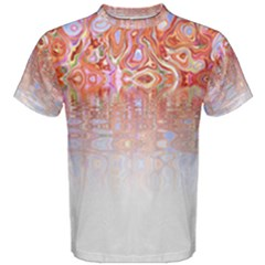 Effect Isolated Graphic Men s Cotton Tee