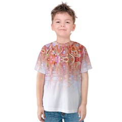 Effect Isolated Graphic Kids  Cotton Tee