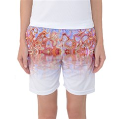 Effect Isolated Graphic Women s Basketball Shorts