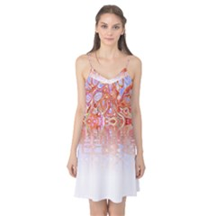 Effect Isolated Graphic Camis Nightgown