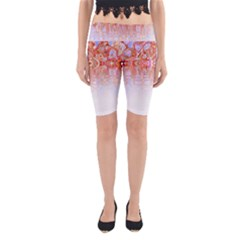 Effect Isolated Graphic Yoga Cropped Leggings