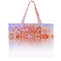 Effect Isolated Graphic Large Tote Bag