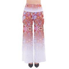 Effect Isolated Graphic Pants