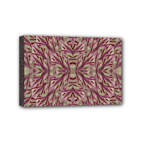 Mandala Art Paintings Collage Mini Canvas 6  x 4