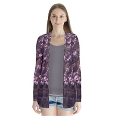 Pink Rainbow Shimmering Mother of Pearl Cardigans