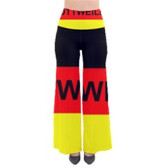 Rottweiler Name On Flag Pants