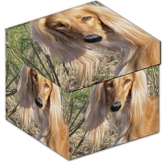 Saluki Storage Stool 12