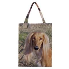 Saluki Classic Tote Bag