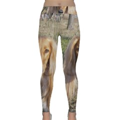 Saluki Classic Yoga Leggings