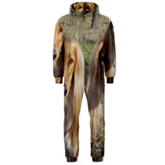 Saluki Hooded Jumpsuit (Men)