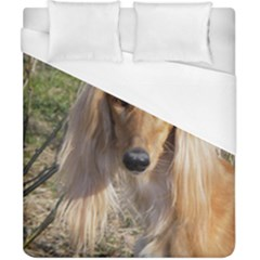 Saluki Duvet Cover (California King Size)