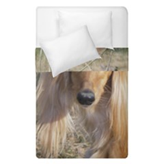 Saluki Duvet Cover Double Side (Single Size)