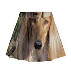 Saluki Mini Flare Skirt