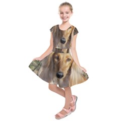 Saluki Kids  Short Sleeve Dress