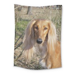 Saluki Medium Tapestry