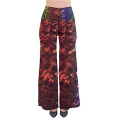 Multi Color Magical Unicorn Rainbow Shimmering Mother of Pearl Pants