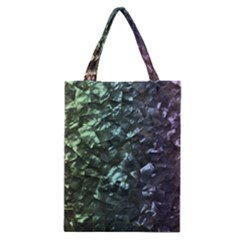 Natural Shimmering Mother of Pearl Nacre  Classic Tote Bag