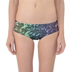 Natural Shimmering Mother of Pearl Nacre  Classic Bikini Bottoms