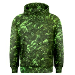 Bright Jade Green Jewelry Mother of Pearl Men s Pullover Hoodie