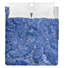 Melting Swirl C Duvet Cover Double Side (Queen Size)