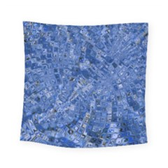 Melting Swirl C Square Tapestry (Small)