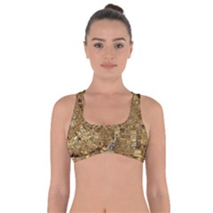 Melting Swirl E Got No Strings Sports Bra