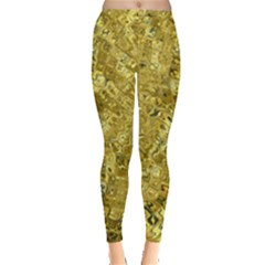 Melting Swirl F Leggings