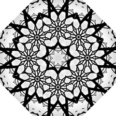 Pattern Abstract Fractal Folding Umbrellas