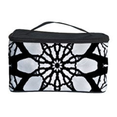 Pattern Abstract Fractal Cosmetic Storage Case