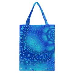 Bokeh Background Light Reflections Classic Tote Bag