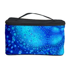 Bokeh Background Light Reflections Cosmetic Storage Case