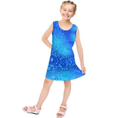 Bokeh Background Light Reflections Kids  Tunic Dress