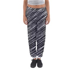 Background Structure Pattern Women s Jogger Sweatpants