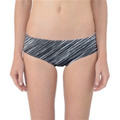Background Structure Pattern Classic Bikini Bottoms