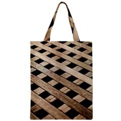 Texture Wood Flooring Brown Macro Classic Tote Bag