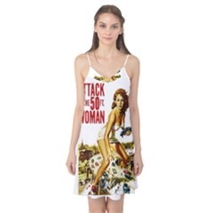 Attack Of The 50 Ft Woman Camis Nightgown