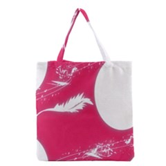 Hintergrund Tapete Texture Grocery Tote Bag