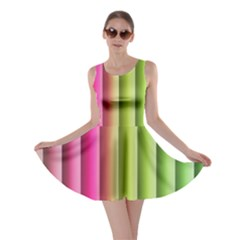 Vertical Blinds A Completely Seamless Tile Able Background Skater Dress