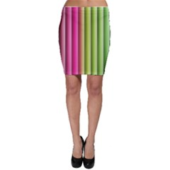 Vertical Blinds A Completely Seamless Tile Able Background Bodycon Skirt