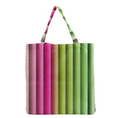 Vertical Blinds A Completely Seamless Tile Able Background Grocery Tote Bag