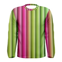 Vertical Blinds A Completely Seamless Tile Able Background Men s Long Sleeve Tee