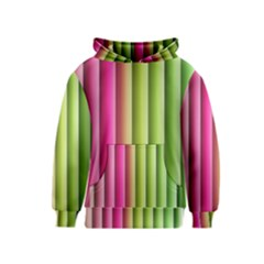 Vertical Blinds A Completely Seamless Tile Able Background Kids  Pullover Hoodie